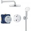 Grohe Grohtherm zestaw prysznicowy podtynkowy termostatyczny 34727000