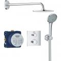 Grohe Grohtherm zestaw prysznicowy podtynkowy termostatyczny 34734000