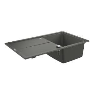 Grohe K400 31640AT0 zlew kuchenny szary granit