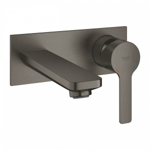 Grohe Lineare podtynkowa umywalkowa M brushed hard graphite 19409AL1