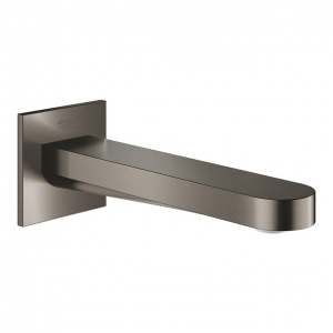 Grohe Plus wylewka wannowa brushed hard graphite 13404AL3