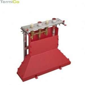 Hansgrohe Axor Starck element wewnętrzny do baterii 4 otworowej 14445180