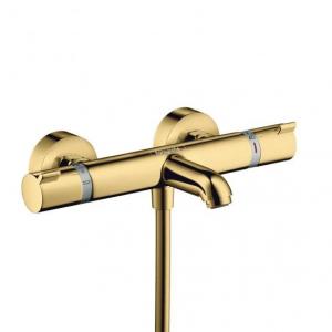 Hansgrohe Ecostat Comfort termostat wannowy 13114990 złoto polerowane