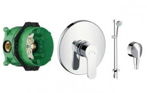 Hansgrohe Metris Puro podtynkowy zestaw prysznicowy
