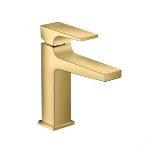 Hansgrohe Metropol bateria umywalkowa polished gold optic 32507990