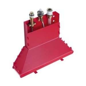 Hansgrohe element do baterii 3-otw. 13437180