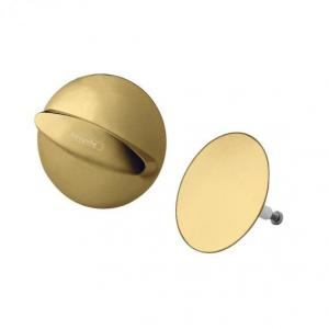 Hansgrohe element wykończeniowe syfonu Flexaplus złoto optyczne polerowane 58185990