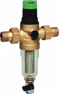 Honeywell FK06-11/4AA regulator ciśnienia z filtrem mini