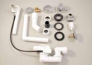 Ideal Standard K7807AA Optional zestaw odpływowo - przelewowy MULTIPLEX TRIO