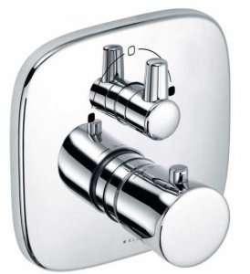 Kludi Ambienta termostatyczna podtynkowa wannowa 538300575