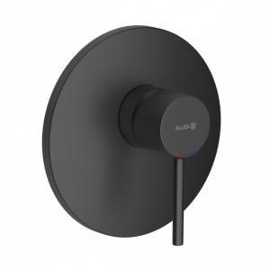 Kludi Bozz Black podtynkowa bateria natryskowa czarny mat 386553976