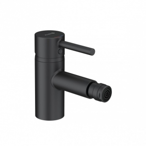 Kludi Bozz Black bateria bidetowa - czarny mat 385333976