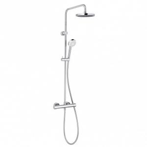 Kludi Logo Dual Shower System z termostatem 6809405-00