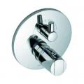 Kludi MX Objekta bateria wannowo-natryskowa podtynkowa z termostatem 358300538