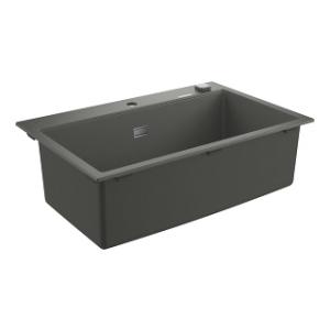 Kuchenny zlew Grohe K700 80-C szary granit 31652AT0