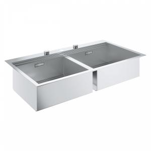Kuchenny zlewozmywak Grohe K800 120-S 31585SD0