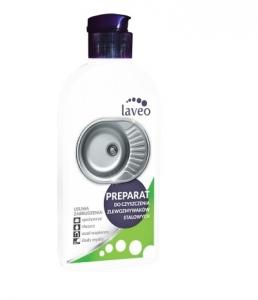 Laveo środek czyszczący do zlewozmywaków stalowych OKT040T