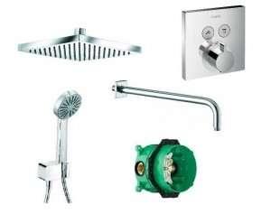 Pakiet termostatyczny ShowerSelect Aqa 200