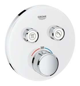 Podtynkowy termostat do 2 odbiorników Grohtherm Smartcontrol 29151LS0