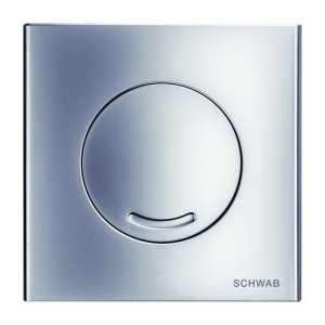 Przycisk Schwab Veria chrom mat start/stop 4060414531
