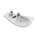 Ravak Avocado Comfort umywalka 95x53 cm lewa biała XJ9L1100000
