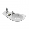 Ravak Avocado umywalka 85x45 lewa biała XJ1L1100000