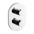 Ravak Chrome CR 063.00 bateria wannowo-prysznicowa termostatyczna X070094