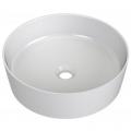 Ravak Uni Slim umywalka 40 nablatowa okrągła XJX01140002