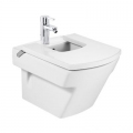 Roca Hall Compacto bidet wiszący Maxi Clean biały A35762500M