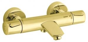 Termostat wannowy Damixa Silhouet Gold 7450077