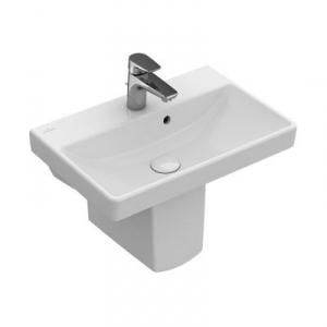 Villeroy & Boch Avento umywalka 55x37 cm mała CeramicPlus biała 4A0055R1