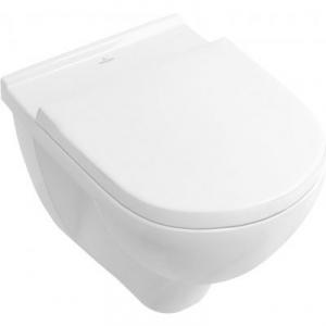 Villeroy & Boch O.Novo miska WC wisząca z półką CeramicPlus 566210R1