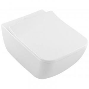 Villeroy & Boch Venticello miska WC bezkołnierzowa CeramicPlus 4611R0R1