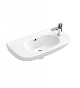 Villeroy Boch O.Novo umywalka mała 50x25 Ceramic+ 536151R1