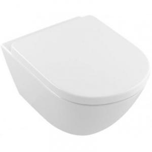 Villeroy Boch Subway 2.0 miska WC wisząca bez kołnierza 4609R0R1