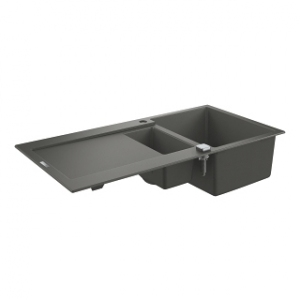 Zlew Grohe K500 60-C szary granit 31646AT0