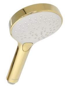 Złota słuchawka prysznicowa Damixa Silhouet Gold 7668677