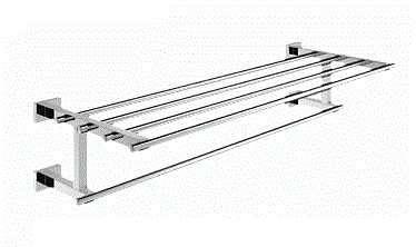 Grohe Essentials Cube półka na ręcznik L-600mm 40512001-image_Grohe_40512001_1