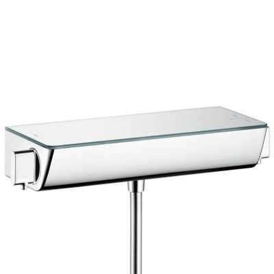 Hansgrohe Ecostat Select bateria termostatyczna natryskowa chrom/biały 13111400-image_Hansgrohe_13111400_1