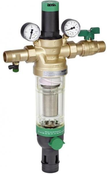 Stacja filtrująco-redukcyjna do instalacji wody użytkowej Honeywell HS10S-11/4AA dn32