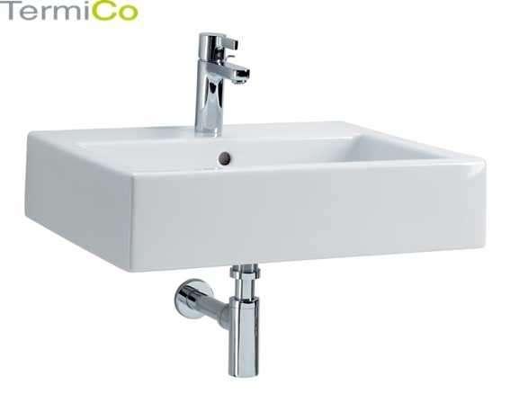 Koło Twins umywalka L51150000, jedna z najtańszych kwadratowych umywalek do łazienki firmy Koło.-image_Koło_L51150000 _1