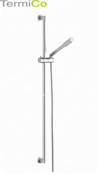 Uniwersalny komplet prysznicowy Grohe Sena z metalową słuchawką 28347000 na drążku L-900.-image_Grohe_28347000_1