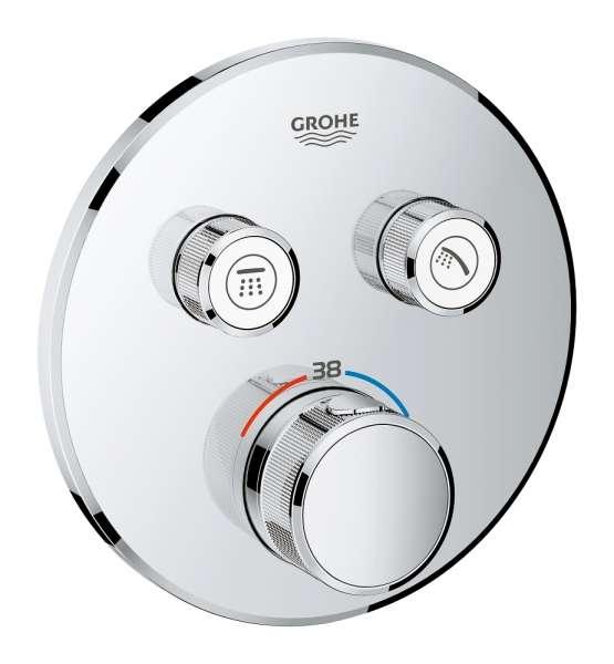 Grohtherm SmartControl Bateria termostatyczna do obsługi dwóch wyjść wody 2911900-image_Grohe_29119000_1