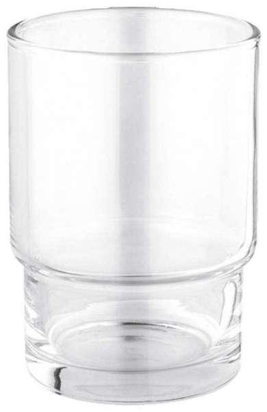 Grohe Essentials szklanka do kompletowania z uchwytem, szkło przeźroczyste 40372000, pasuje do uchwytu 40369000 lub 405080001-image_Grohe_40372001_1