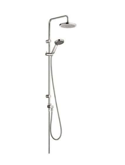 Natynkowy system prysznicowy z deszczownicą Kludi Dualshower 660910500-image_Kludi_6609105-00_1