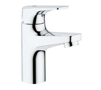 Jedna z nowości Grohe-go, kran do umywalki Grohe Bauflow bez korka automatycznego 23752000-image_Grohe_23752000_1