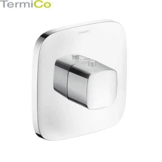 Element zewnętrzny podtynkowej baterii termostatycznej o zwiększonym przepływie Hansgrohe 15772400.-image_Hansgrohe_15772400 _1