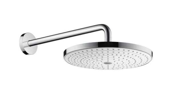 Hansgrohe Raindance Select S300 2jet deszczownica 27378400 w wersji biały/chrom błyszczący -image_Hansgrohe_27378400_1