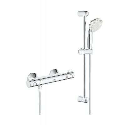 Termostatyczny zestaw prysznicowy Grohe Grohtherm 800 34565001-image_Grohe_34565001_1