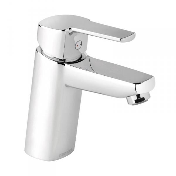 Stojąca jednouchwytowa bateria umywalkowa w rozmiarze M do umywalek bez korka automatycznego od Damixy z serii Pine -image_damixa_pine_179300038